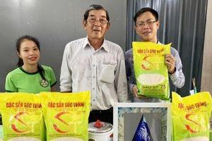 Gạo ST25 đoạt giải Nhất cuộc thi Gạo ngon Việt Nam lần II