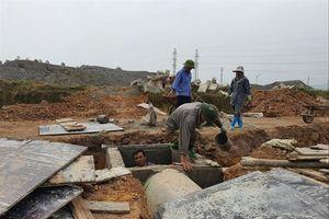 Nút thắt chưa có lời giải cho khủng hoảng bãi rác Nam Sơn