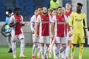 Ajax mất 11 cầu thủ vì Covid-19 trước trận đấu C1