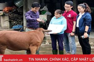 Người dân Hà Tĩnh tiếp tục nhận nhiều sự ủng hộ khắc phục hậu quả mưa lũ