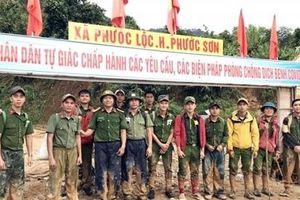 Băng rừng vượt núi cứu dân