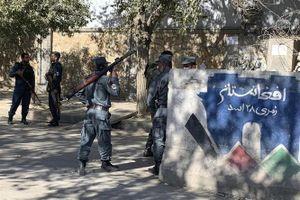 IS thừa nhận tiến hành vụ tấn công đẫm máu tại Đại học Kabul