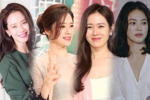 Top 20 nữ diễn viên Hàn hot nhất tháng 10: Kim Hyun Joo - Son Ye Jin 'đánh bại' Song Hye Kyo