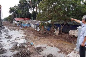Dự án Nút giao Nam cầu Bính, Hải Phòng: Cần nhanh chóng đáp ứng quyền lợi cho người dân trong vụ sập nhà, gây thương tích nghiêm trọng
