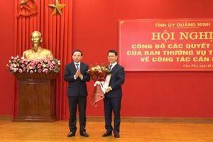 Quảng Ninh có tân Giám đốc Sở KHĐT