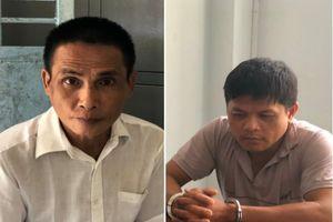 Vĩnh Long: Bắt 2 kẻ cướp giật vé số người bán dạo