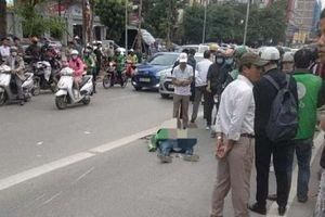 Tài xế Grab tử vong trên đường BRT sau va chạm