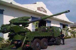 Mổ xẻ pháo tự hành Israel thiết kế riêng cho Quân đội Thái Lan