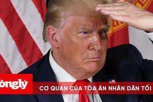 Bầu cử Mỹ 2020: Tổng thống Trump giành chiến thắng ở bang chiến địa Florida