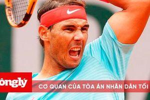 Rafael Nadal trước cơ hội vô địch Paris Masters 2020