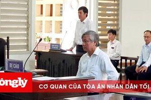 Nguyên Giám đốc Sở Y tế Long An bị tuyên phạt mức án 3 năm tù giam