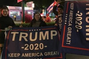 TT Trump thắng nghẹt thở ở bang 'chiến địa', đảng Cộng hòa ăn mừng rầm rộ