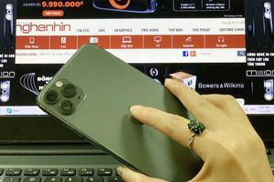 Cách biến mặt lưng iPhone thành màn cảm ứng siêu to khổng lồ