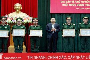 Khen thưởng 5 tập thể, 13 cá nhân tích cực bảo vệ các vùng biển Việt Nam