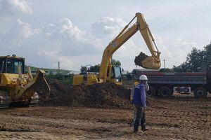 Thêm gói thầu cao tốc Vĩnh Hảo - Phan Thiết triển khai thi công