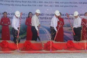 Triển khai tiếp 2 gói thầu cao tốc Vĩnh Hảo - Phan Thiết