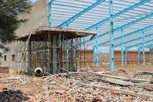 Khởi tố thêm 3 cán bộ liên quan đến vụ sập tường làm 7 người chết ở Vĩnh Long
