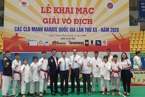 Karate Quảng Bình ghi dấu ấn ở đấu trường quốc gia sau 15 năm vắng bóng