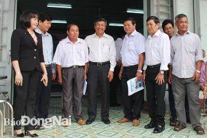 Chung tay xây dựng Túc Trưng đạt chuẩn xã nông thôn mới nâng cao