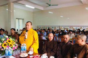 Lễ hội Quan Âm Nam Hải tại chùa An Thái