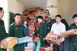 Hà Nội: Các địa phương, đơn vị tiếp tục quyên góp, ủng hộ đồng bào miền Trung