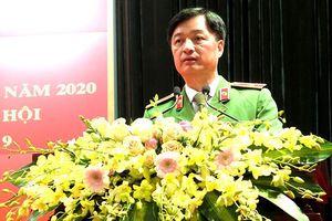 Bộ Công an mít tinh hưởng ứng Ngày Pháp luật Việt Nam 2020