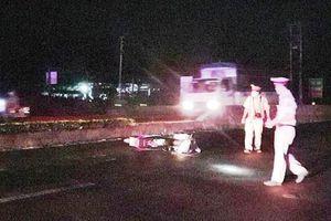 Khởi tố 7 bị can vụ 'quái xế' tông thiếu tá CSGT trọng thương