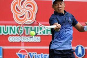 Lý Hoàng Nam dễ dàng vào bán kết Giải Quần vợt VĐQG 2020