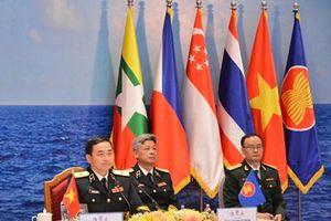 Khai mạc Hội nghị Tư lệnh Hải quân các nước ASEAN lần thứ 14