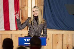 BST đồ hiệu 'đắt giá' của con gái Tổng thống Donald Trump
