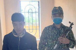Bắt đối tượng tổ chức cho người khác xuất cảnh trái phép sang Trung Quốc