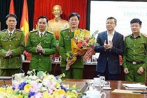 Hơn 100 cán bộ chiến sỹ tham gia phá án vụ dùng súng cướp 200 triệu của ngân hàng ở Hòa Bình