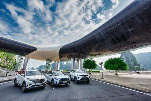 Công nghệ thế giới trên các dòng xe Toyota