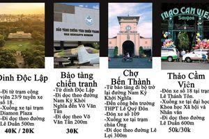 Học trò hát rap 'review' cảnh đẹp Sài Gòn, khuyến khích người trẻ đi xe buýt