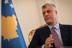 Người đứng đầu vùng lãnh thổ Kosovo từ chức để ra hầu tòa
