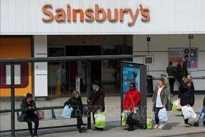 Chuỗi siêu thị Sainsbury sẽ cắt giảm 3.000 việc làm