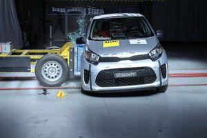 Tổng thư ký Latin NCAP: 'Người dùng không nên mua Kia Picanto'