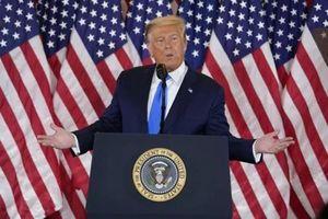 Ông Donald Trump: Đảng Dân chủ 'đang nỗ lực đánh cắp' chiến thắng
