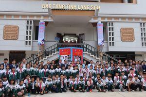 Lạng Sơn khánh thành gian trưng bày hiện vật về Chủ tịch Triều Tiên Kim Jong-un với 33 bức ảnh lịch sử