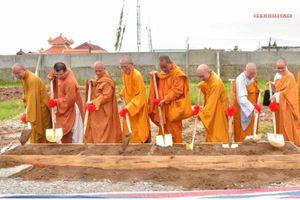 Bạc Liêu : Khởi công xây dựng Trường TCPH tỉnh