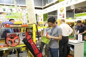 Bất chấp Covid-19, Vietnam Expo lần thứ 18 vẫn thu hút 250 doanh nghiệp tham dự