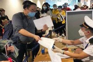 Hướng dẫn chuyên gia Nhật Bản nhập cảnh ngắn ngày vào Việt Nam