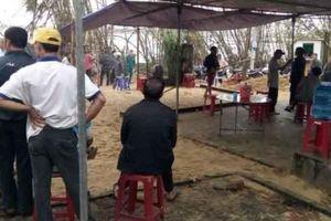 Tìm được thi thể hai anh em đuối nước trên sông Trường Giang