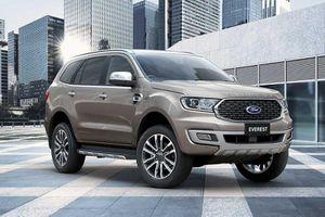 Ford Everest 2021 từ 965 triệu đồng tại Thái, sắp về Việt Nam
