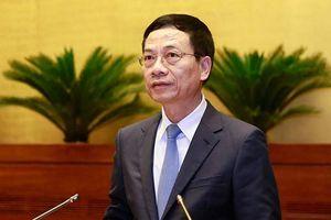 Bộ trưởng TT&TT: Quyết tâm hoàn thành quy hoạch báo chí trong năm nay
