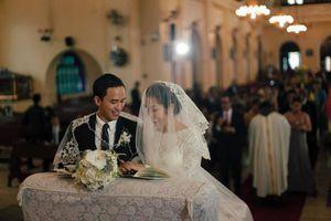 Ông xã Tăng Thanh Hà gửi lời nhắn tình cảm kỷ niệm 8 năm ngày cưới