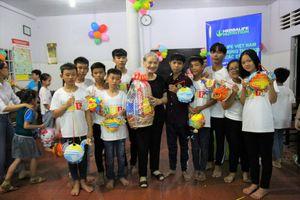 Nhà nuôi trẻ hướng dương – Nơi trao niềm tin và nuôi dưỡng lòng biết ơn