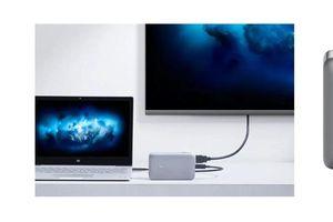 Sạc dự phòng ZMI 10000mAh giá rẻ kiêm luôn USB Hub