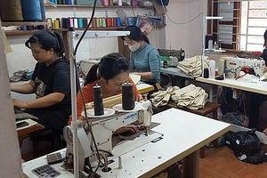 Làng nghề may truyền thống Cổ Nhuế: Nhiều hộ lo... mất nghề