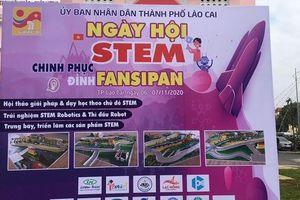 Lào Cai: Tổ chức ngày hội STEM - Xây dựng và lan tỏa tinh thần khoa học.